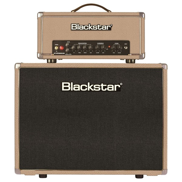 Blackstar HT Studio 20H + 212 Cabinet, Bronco Tan
