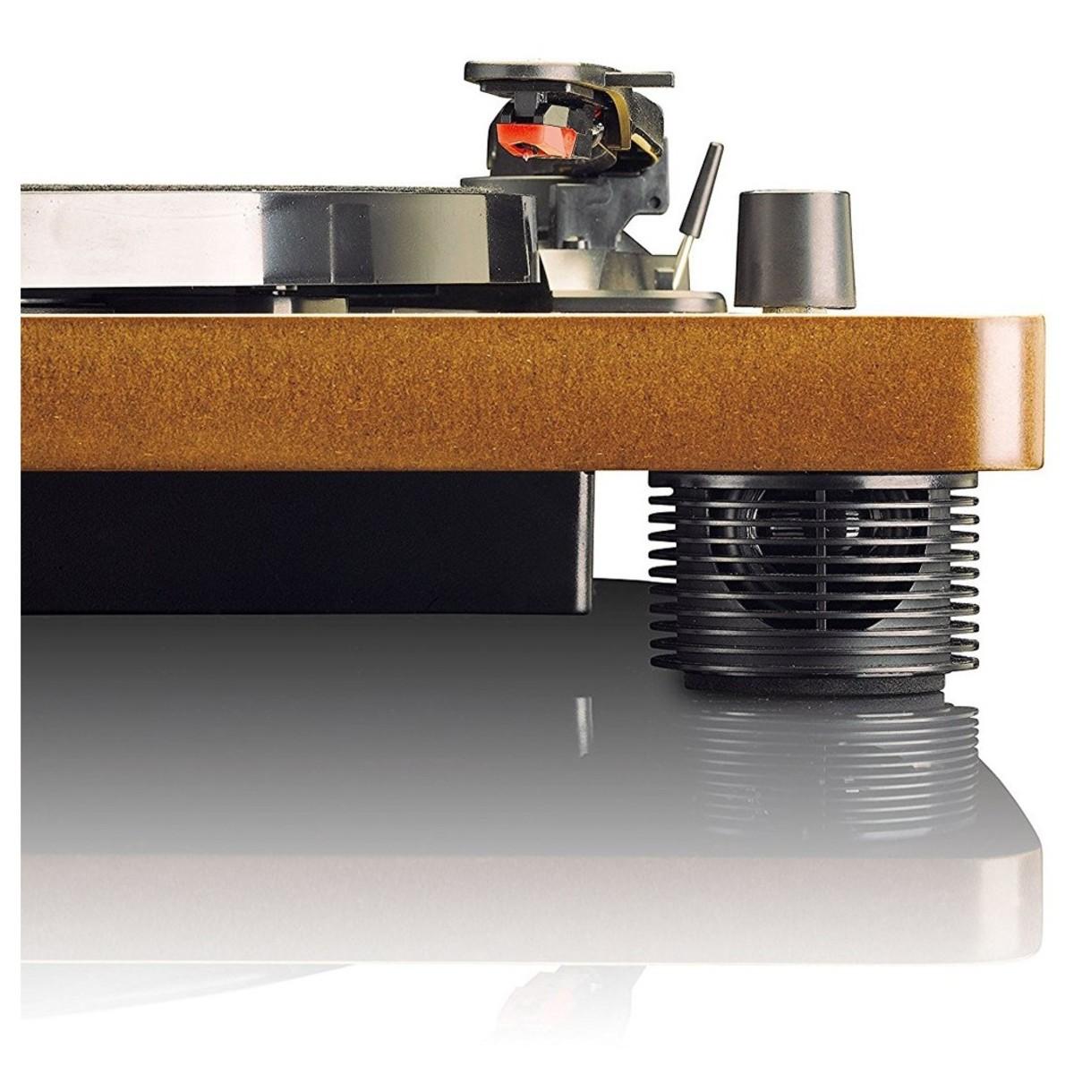 lenco ls 300  DISC Lenco LS-50 Turntable, Natural Wood | Gear4music