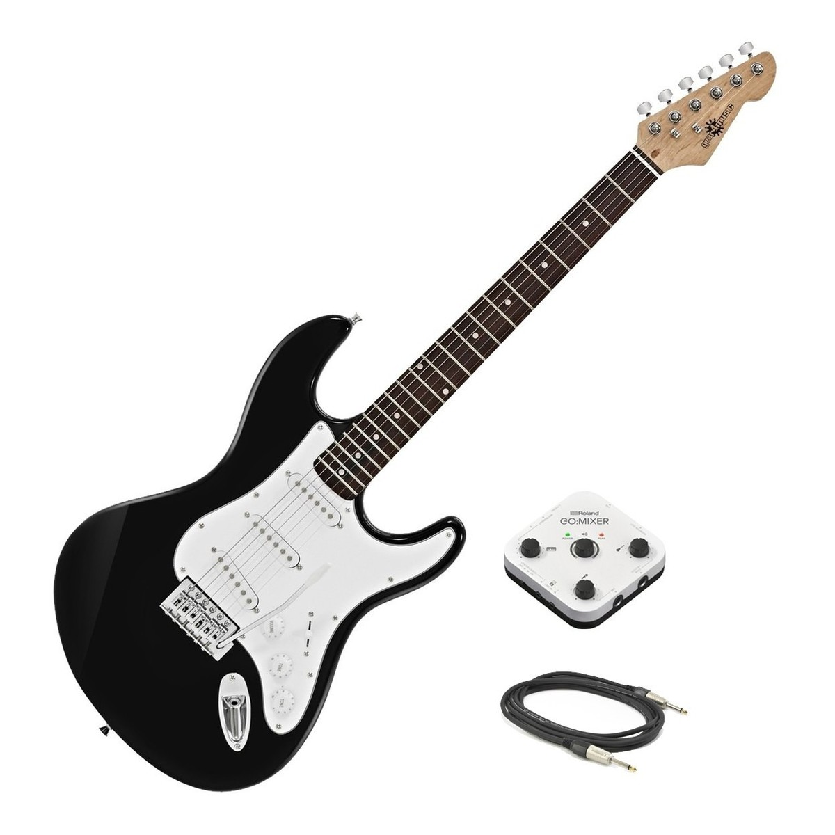 Click to view product details and reviews for Roland Gomixer Mixer For Smartphones With La Electric Guitar Cable.