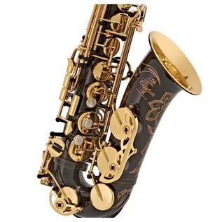 Yamaha YAS82ZB Custom Z Professional Saxophone, Black