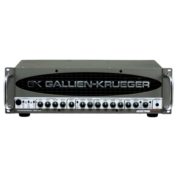 Gallien Krueger 2001 RB-II Bass Amp Head