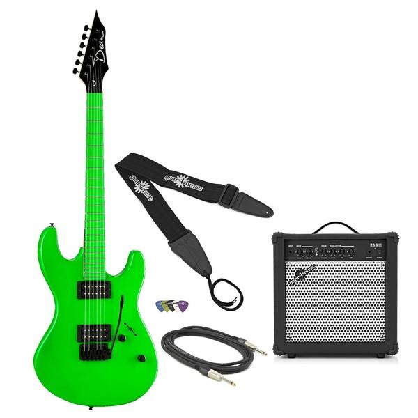 dean custom electric guitars gear4music. Black Bedroom Furniture Sets. Home Design Ideas