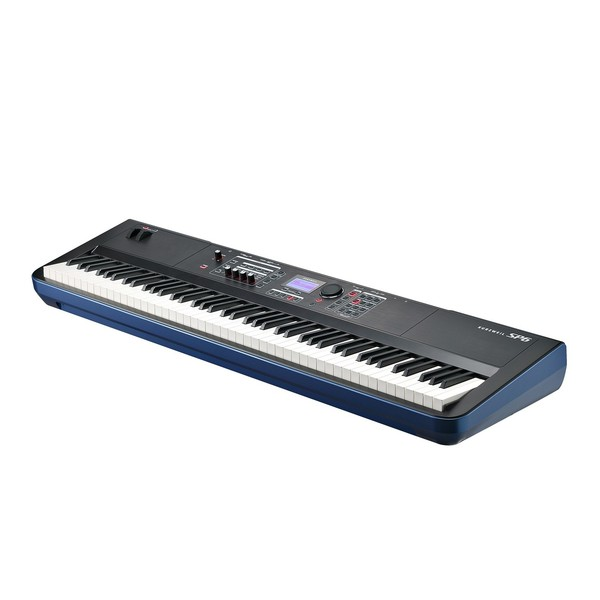 Kurzweil SP6 88 Note Stage Piano - Right Angle