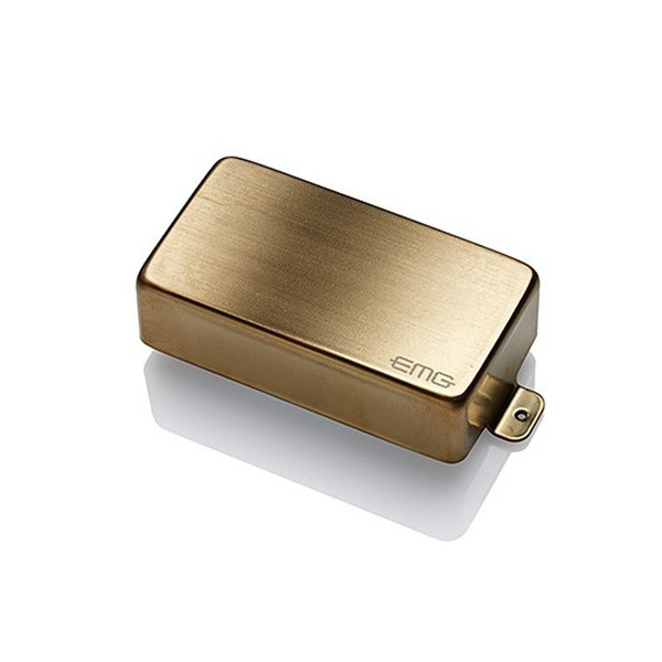 EMG 85 6-String Humbucker Pickup, Brushed Gold