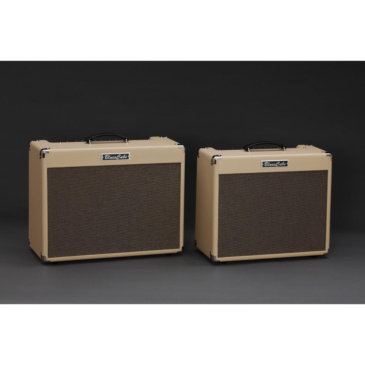 roland blues cube artist guitar amplifier cream b stock at. Black Bedroom Furniture Sets. Home Design Ideas