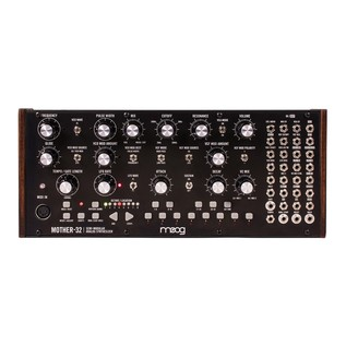 Moog Mother-32 Analog Modular Synthesizer  - Top