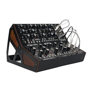Moog 2-Tier Rack Ear Kit for Mother-32 Synthesizer - With Synth Inside (showing 2 synths, only 1 synth is included in this bundl