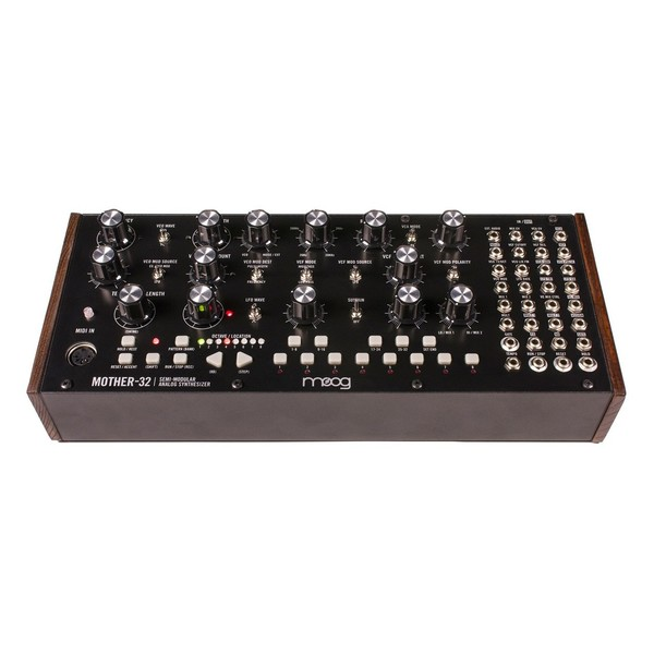 Moog Mother-32 Analog Modular Synthesizer - Front