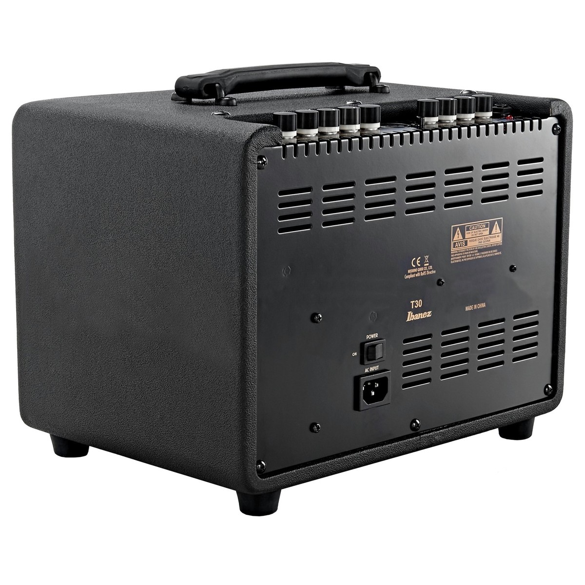 ibanez t30 e troubadour acoustic guitar combo amp box opened at gear4music. Black Bedroom Furniture Sets. Home Design Ideas