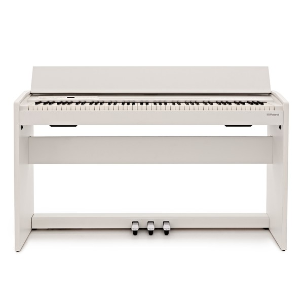 Roland F140R Digital Piano, White