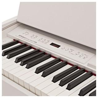 Roland F140R Digital Piano, White