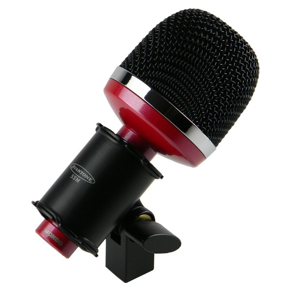 Avantone Mondo, Kick Drum Microphone - Angled With Clip