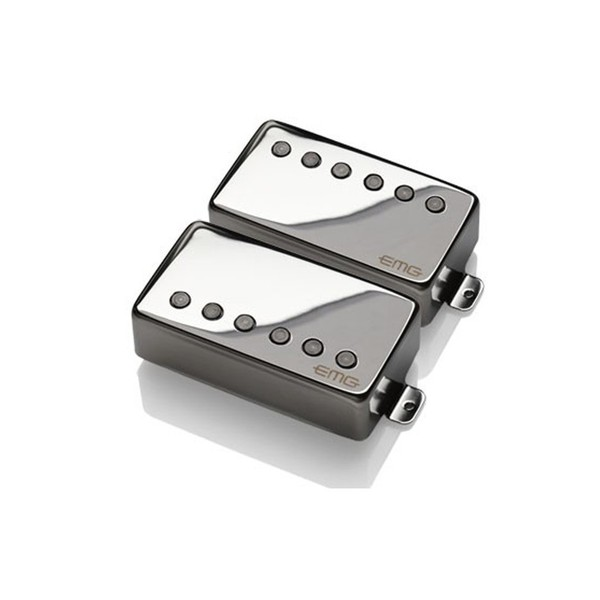 EMG James Hetfield Pickup Set, Chrome