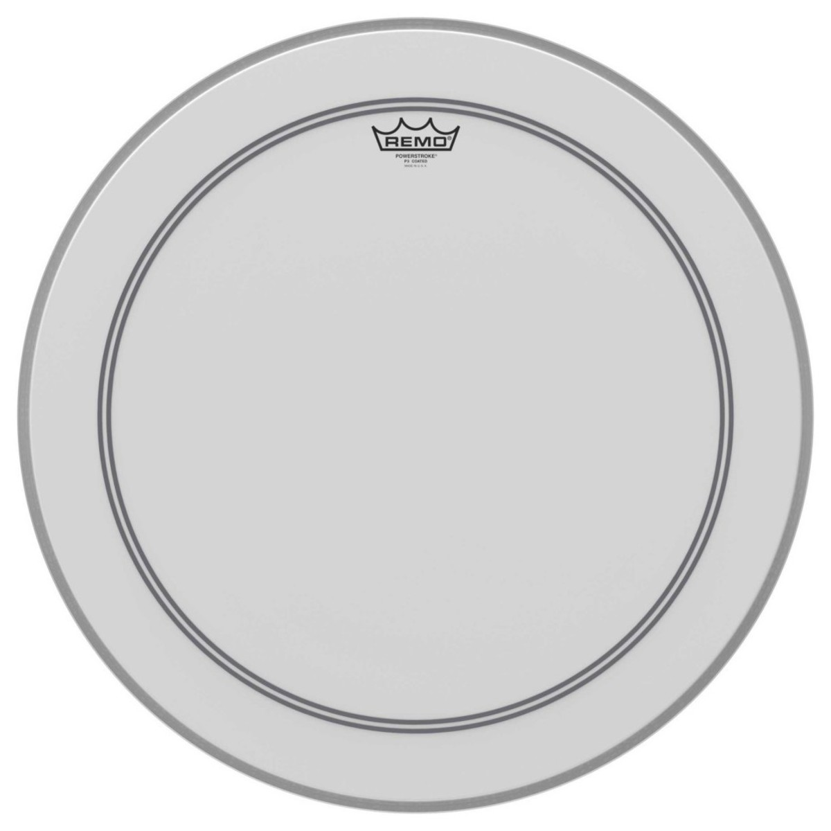 Click to view product details and reviews for Remo Powerstroke 4 Coated 20 Bass Drum Head.