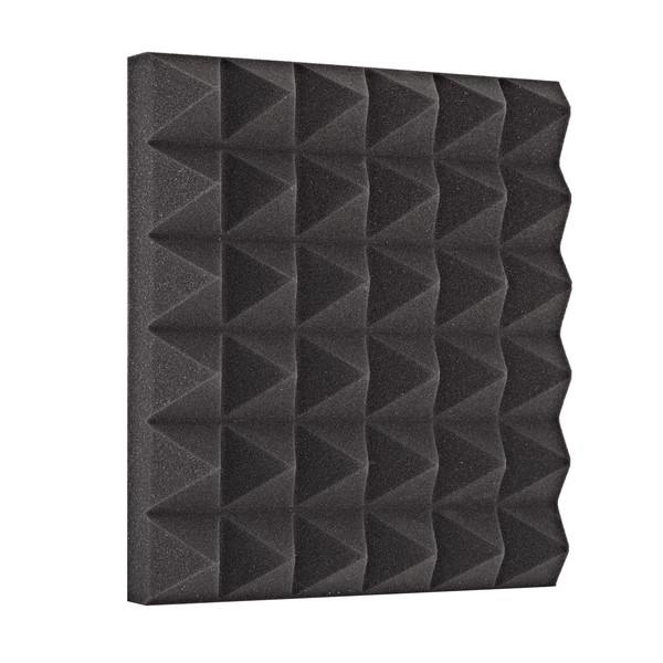 AcouFoam 30cm Acoustic Panel by Gear4music