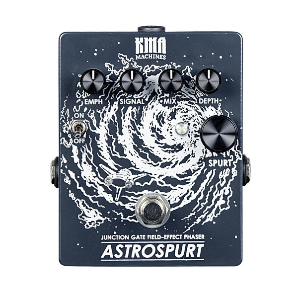 KMA Machines Astrospurt 4-Stage JFET-Phaser