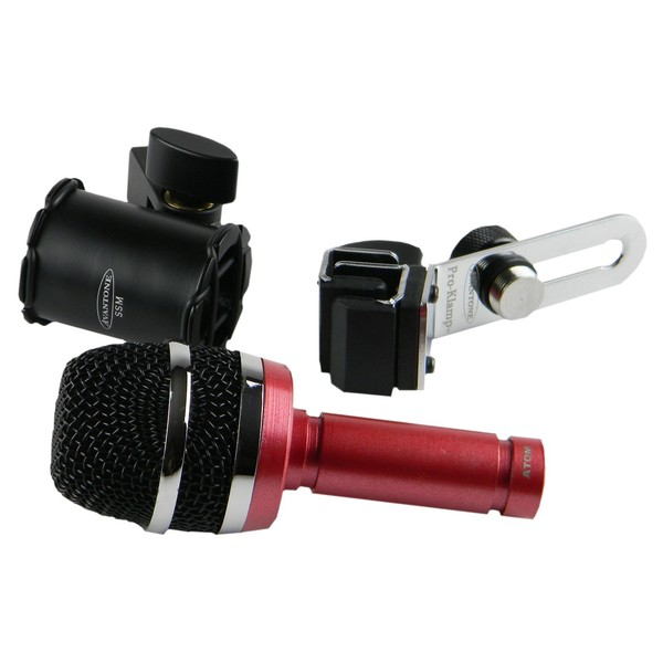 ATOM Tom Microphone - With Clip