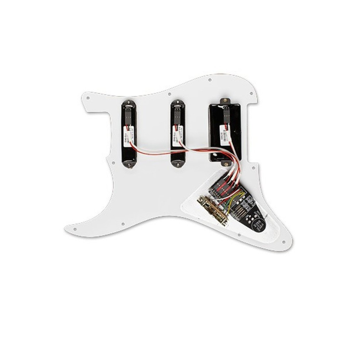 Emg Kirk Hammett Kh20 Pickup Set  Black At Gear4music