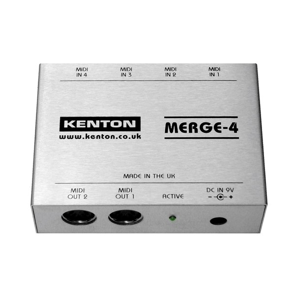 Kenton Merge-4 4 In to 2 Out Merge Box (Main)