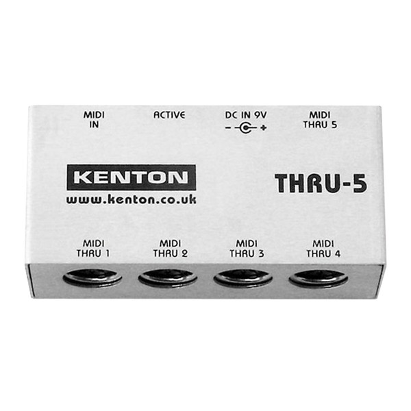 Kenton THRU-5 1 In To 5 Thru Box (Main)