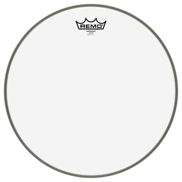 Remo Emperor Clear 12'' Drum Head