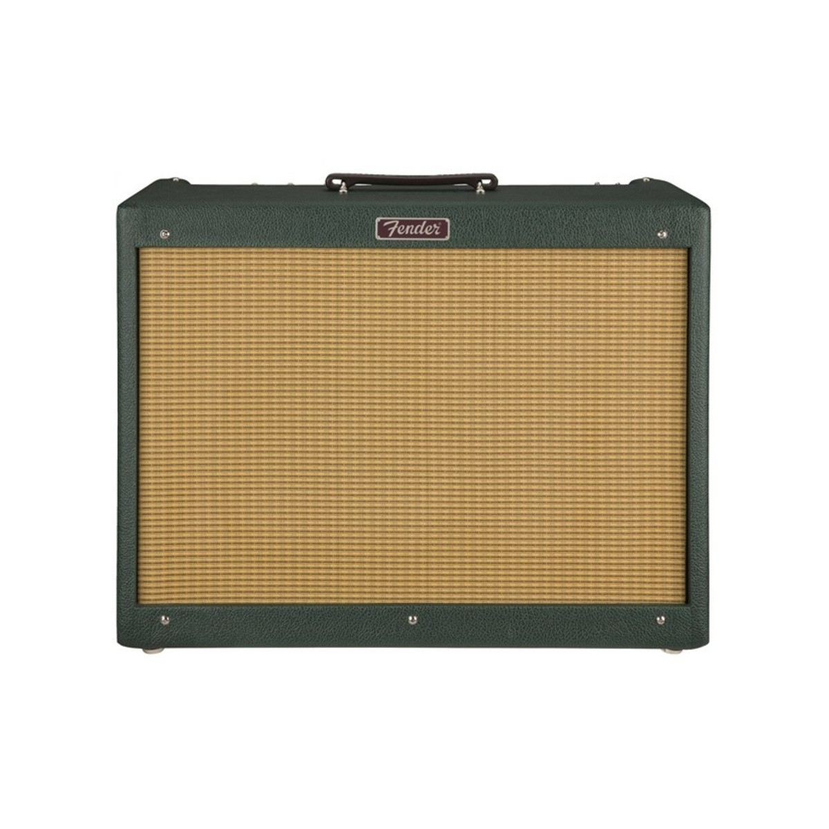 disc fender blues deluxe reissue ltd emerald wheat at gear4music. Black Bedroom Furniture Sets. Home Design Ideas