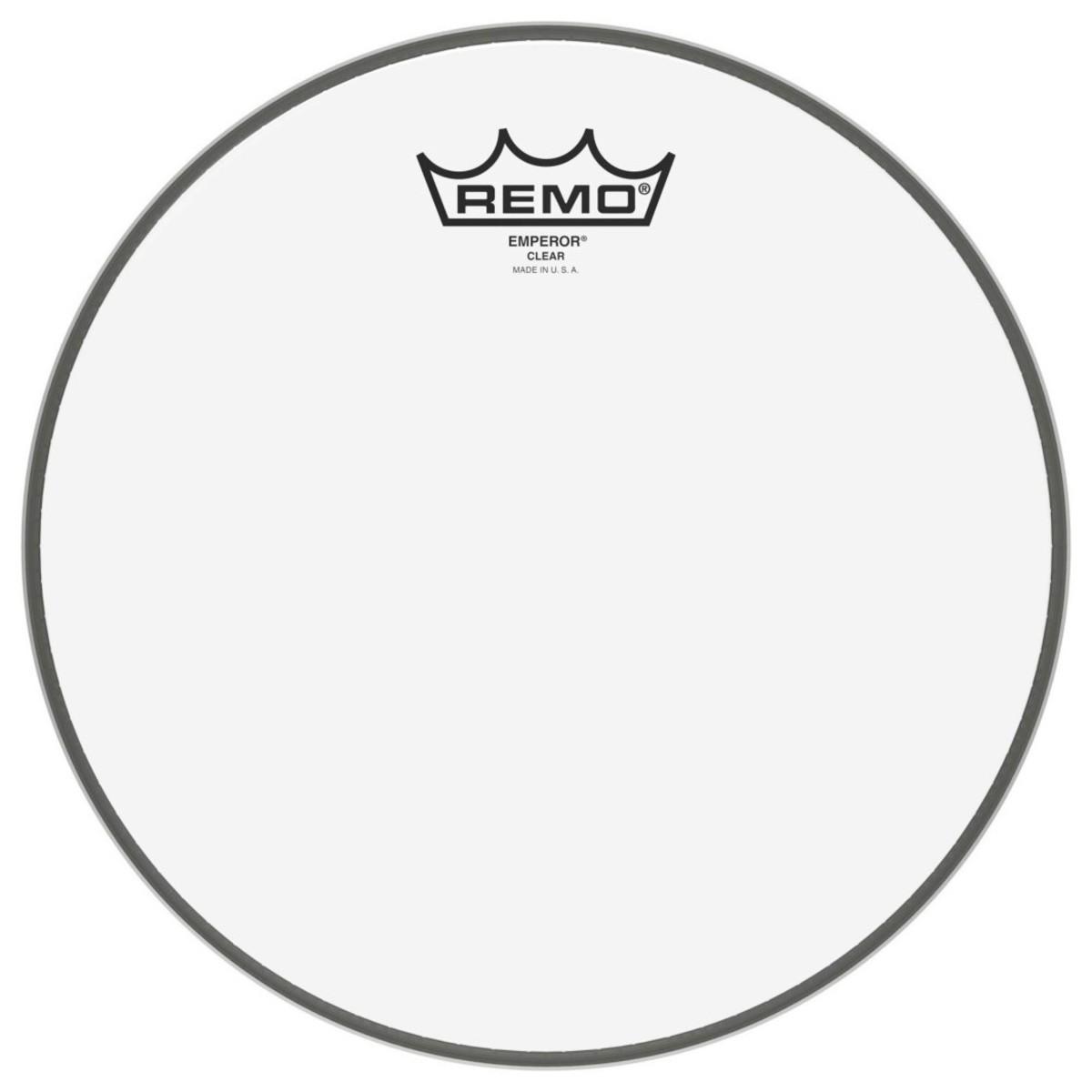 Remo Emperor Clear 8 Drum Head