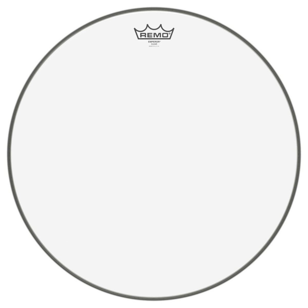 Click to view product details and reviews for Remo Emperor Clear 24 Bass Drum Head.