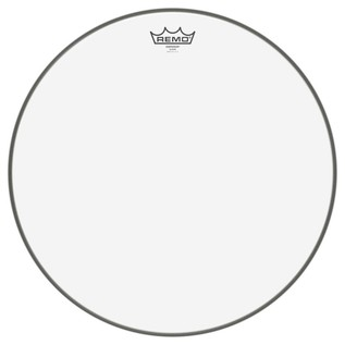 Remo Emperor Clear 24'' Bass Drum Head