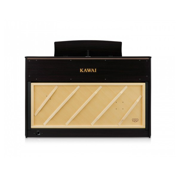 Kawai CA98 Digital Piano, Soundboard