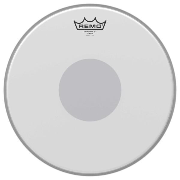 Remo Emperor X Coated 14'' Reverse Dot Drum Head