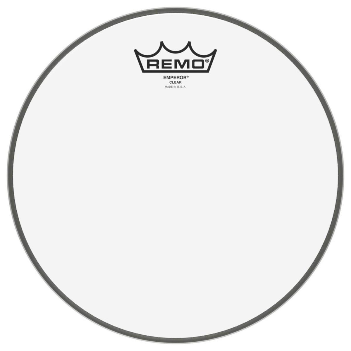 Remo Emperor Clear 10 Drum Head