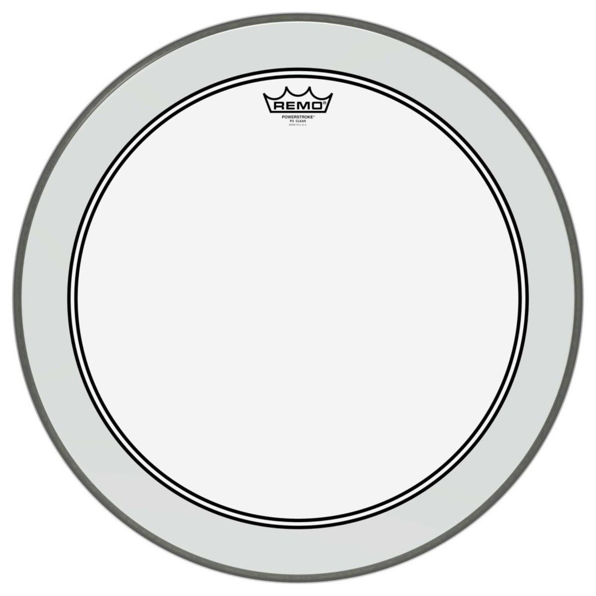Click to view product details and reviews for Remo Powerstroke 3 Clear 22 Dot Bass Drum Head.