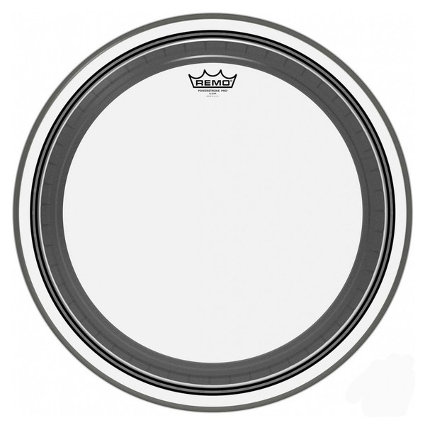 Remo Powerstroke Pro Clear 20'' Bass Drum Head
