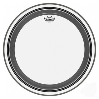 Remo Powerstroke Pro Clear 22'' Bass Drum Head