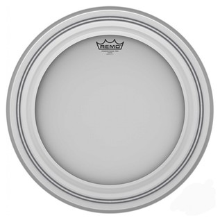 Remo Powerstroke Pro Coated 22'' Bass Drum Head