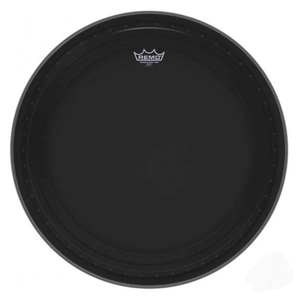 Remo Powerstroke Pro Ebony 22'' Bass Drum Head