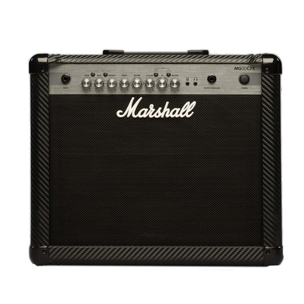 Marshall MG30CFX Carbon Fibre 30W Guitar Combo
