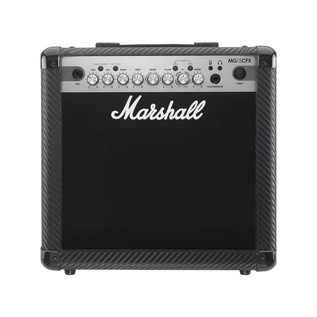 Marshall MG15CFX Carbon Fibre 15W Footswitchable Guitar Combo