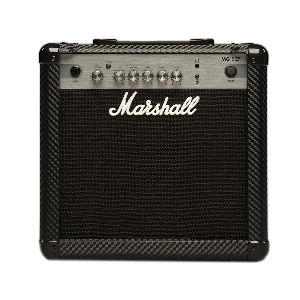 Marshall Mg15cf Fibra De Carbono Combo Guitarra 15w En Gear4music Com # Muebles Fibra De Carbono