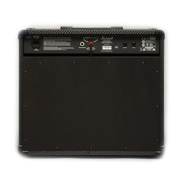 Marshall MG101CFX Carbon Fibre 100W Guitar Combo Amp rear