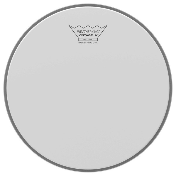 Remo Ambassador Vintage Coated 10'' Drum Head