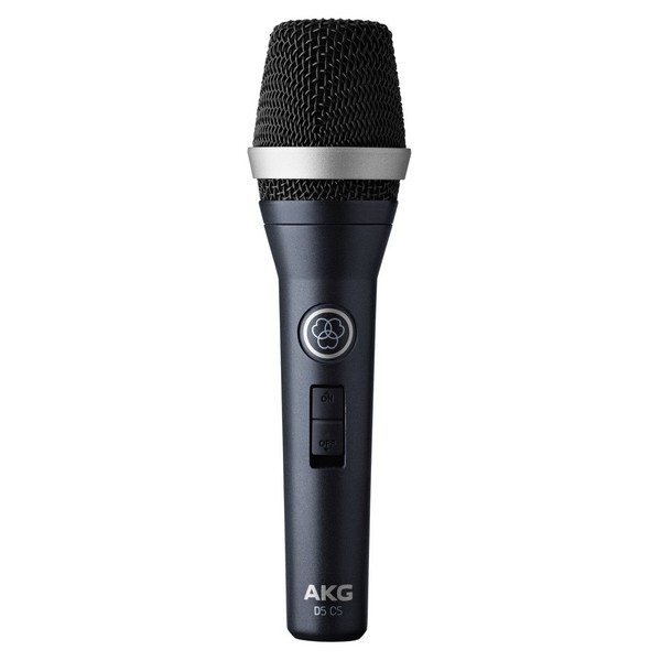 AKG D5 C S Switched Dynamic Directional Vocal Microphone