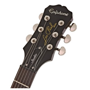 Epiphone Les Paul Studio Electric Guitar, Ebony