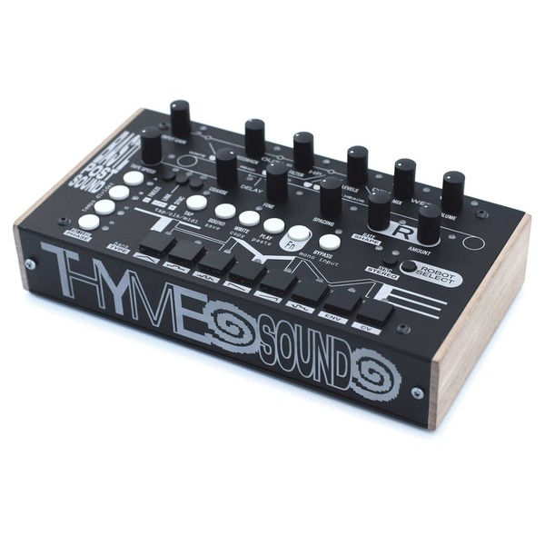 Bastl Instruments Thyme Effects Processor - Angled