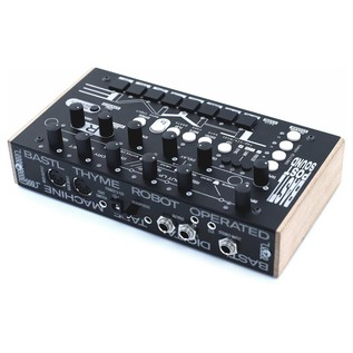 Bastl Thyme Portable Effects Processor - Rear