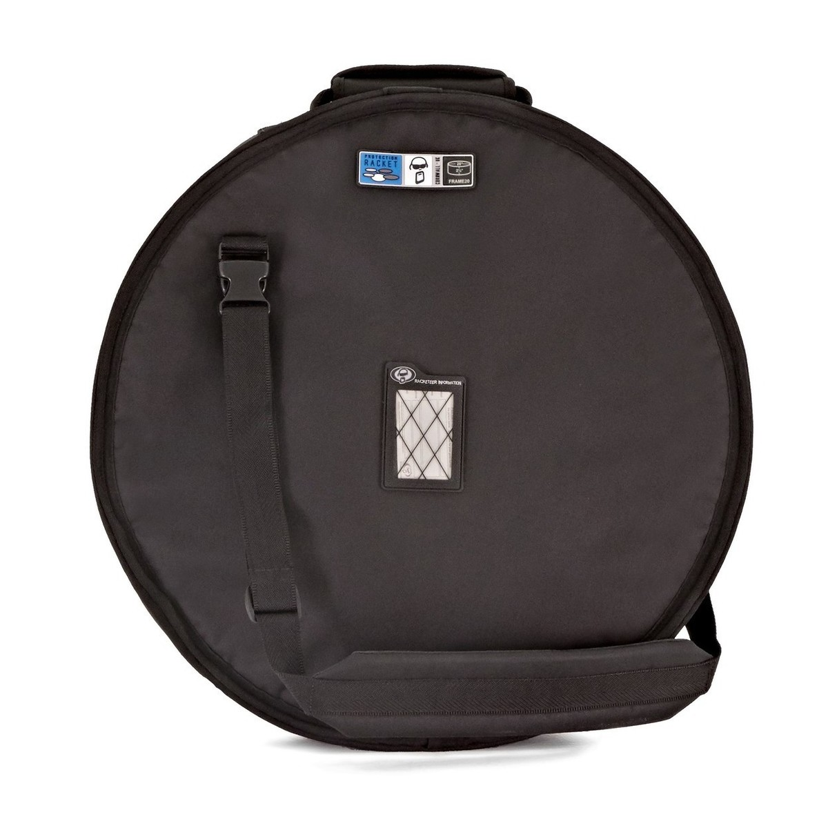 Protection Racket 22\'\' x 2.5\'\' Frame Drum Case at Gear4music.com