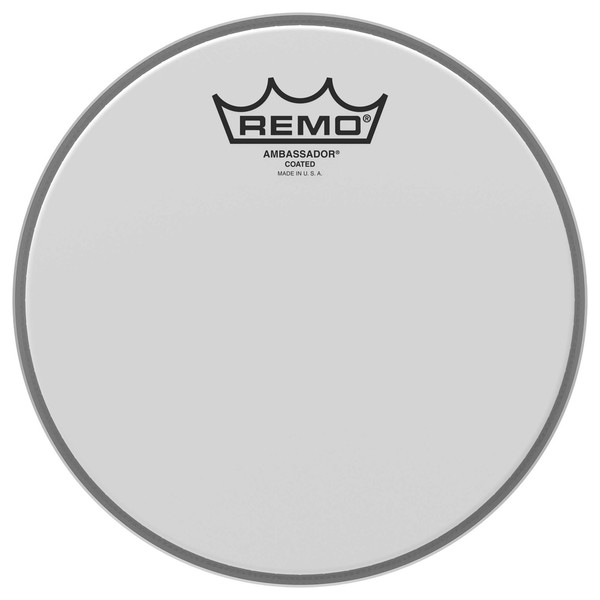 Remo Ambassador Coated 8'' Drum Head
