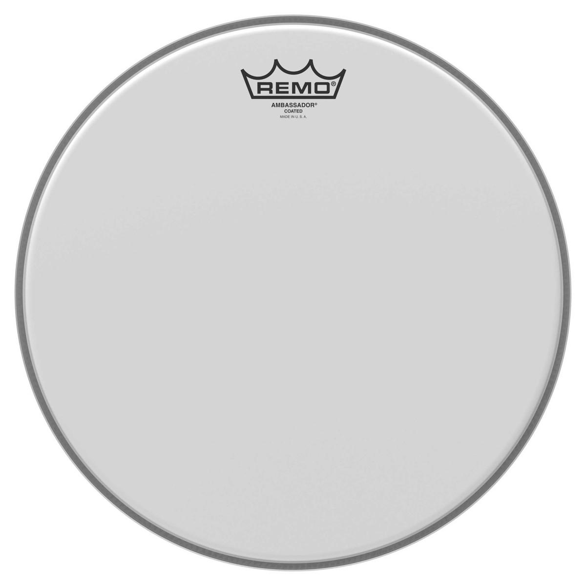 Remo Ambassador Coated 13 Drum Head