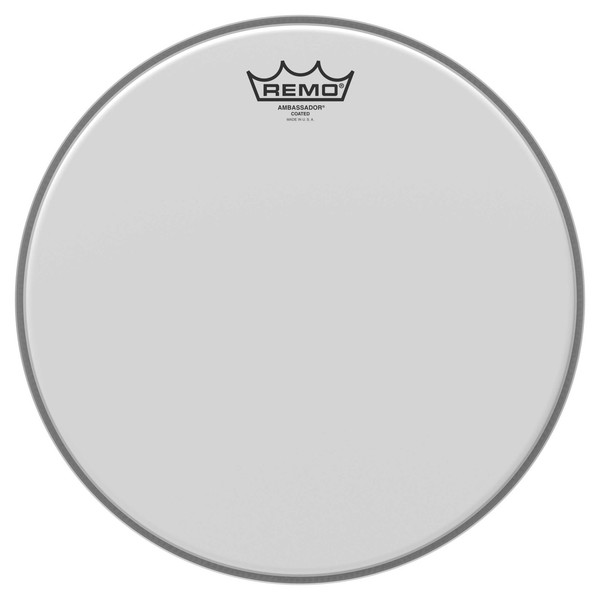 Remo Ambassador Coated 16'' Bass Drum Head